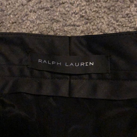 1934458f1e Ralph Lauren Black Label Pants | Black Satin | Poshmark